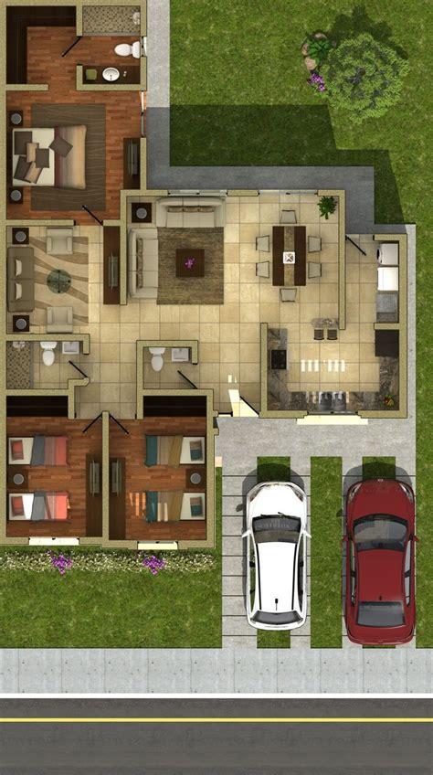 la casa 3 las 25 mejores ideas sobre planos casas en y m 225 s