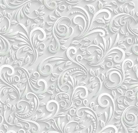 seamless floral pattern background vector graphic floral 3d seamless background patterns on creative market