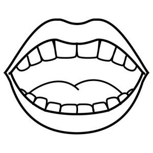 imagenes de boca juniors para dibujar faciles boca para colorear pintar e imprimir