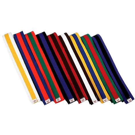 colored belt with color stripe on sale only 7 14