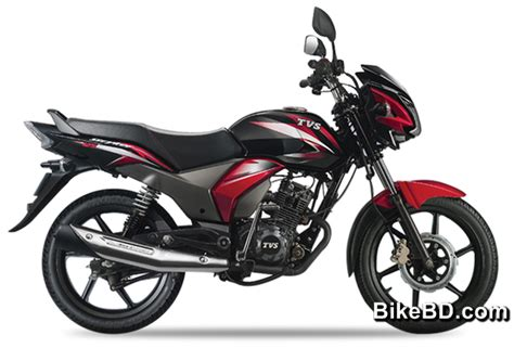 TVS Stryker 125 Visual Review   BikeBD
