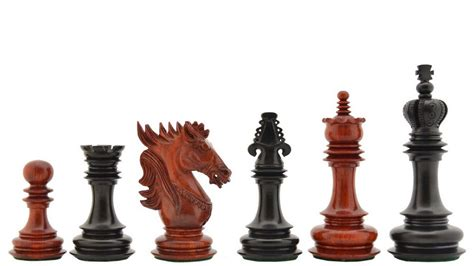 chess piece designs buy unique dragon design knight chess set in ebony wood online