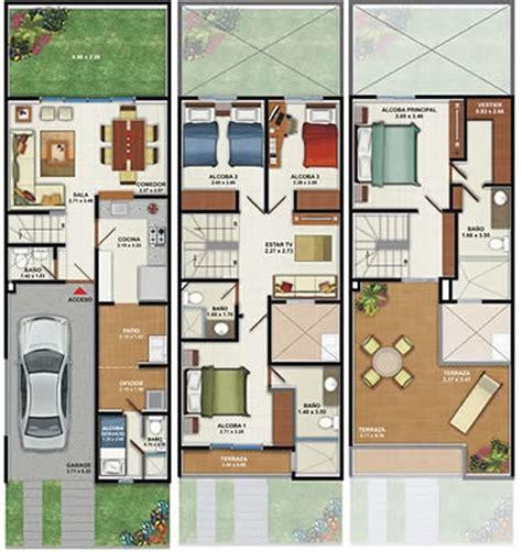 planos de casas 3d buscar con google planos planos de casas peque 241 as buscar con google