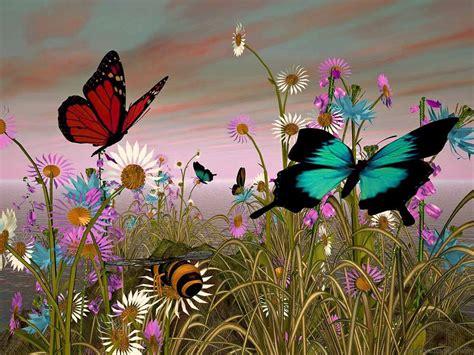 giardino farfalle attirare farfalle in giardino
