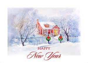 happy new year from the country country living pinterest