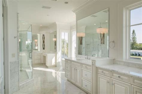 white master bathrooms 34 large luxury master bathrooms that cost a fortune in 2018