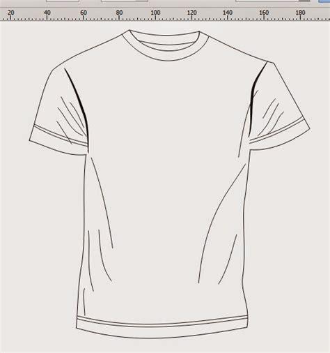 cara membuat desain baju di coreldraw citra design