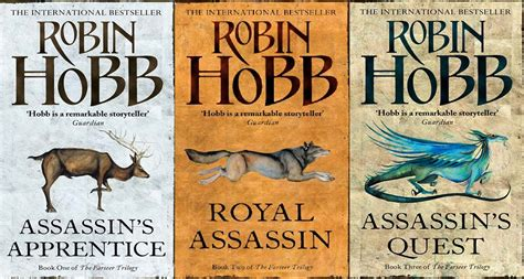 libro assassins apprentice farseer trilogy review the farseer trilogy by robin hobb a literary mind