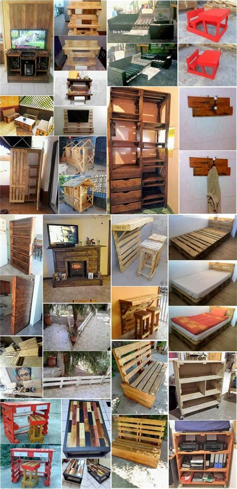 Creative Diy Wood Ls Creative Diy Shipping Wood Pallets Repurposing Ideas Pallet Wood Projects