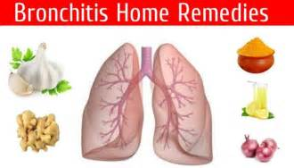 how to treat bronchitis at home bronchitis home remedies
