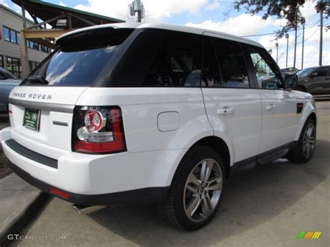 land rover supercharged white 2013 fuji white land rover range rover sport supercharged
