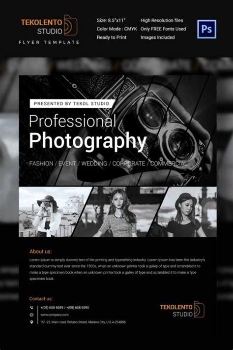 Magazine Advertisement Template Template Business Photography Advertisement Template