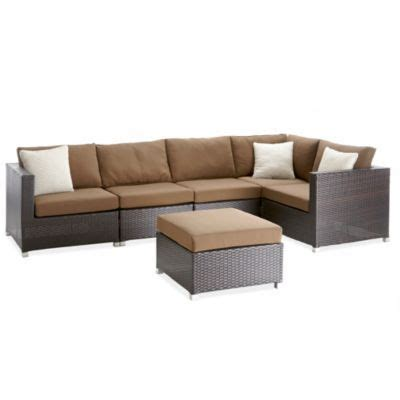 sears canada sectional wholehome 174 md capri 6 piece patio sectional sears