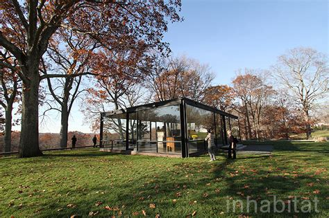 Phils House by Photos Take A Tour Through Philip Johnson S Glass