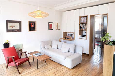 Beleuchtung Schlafzimmer Ideen 3705 by Plus D Espace R 233 Novation D Appartement Haussmanien