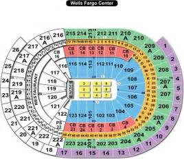 wells fargo center floor plan wells fargo center floor plan floor matttroy