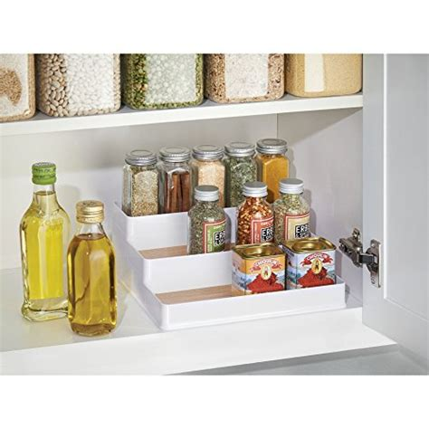 hip white kitchen cabinet with spice organizers kitchen interdesign realwood spice rack organizer for kitchen