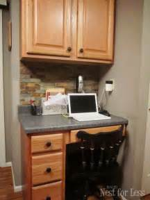 kitchen amazing small kitchen desk ideas kitchen desks