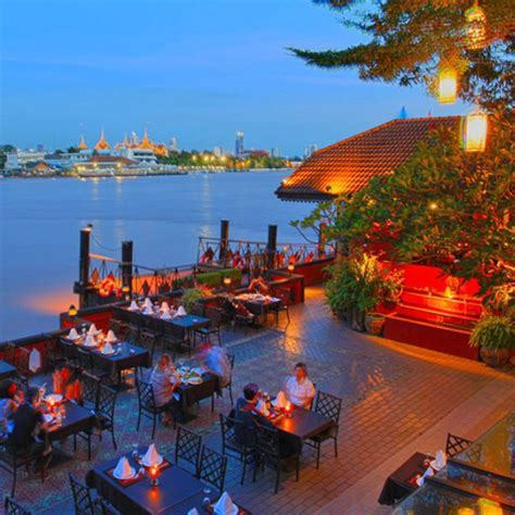Top Spots for Riverfront Dining in Bangkok   Travel   Leisure