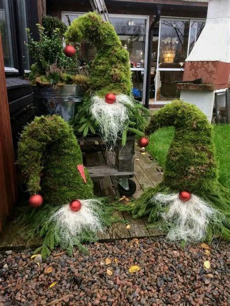 Weihnachtsdekoration Garten by Die Besten 25 Wichtel Ideen Auf Weihnachten