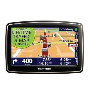 tomtom one xl america map tomtom xl 335 tm gps with lifetime traffic map updates