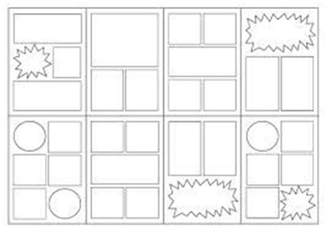 blank comic book variety of templates 2 9 panel layouts 110 pages 8 5 x 11 inches draw your own comics 1000 images about comic template on