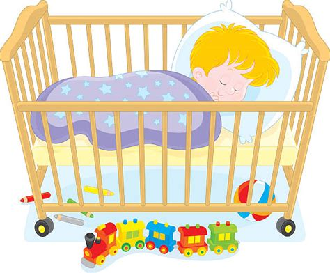 Baby Crib Clipart Clipart Cot Jaxstorm Realverse Us