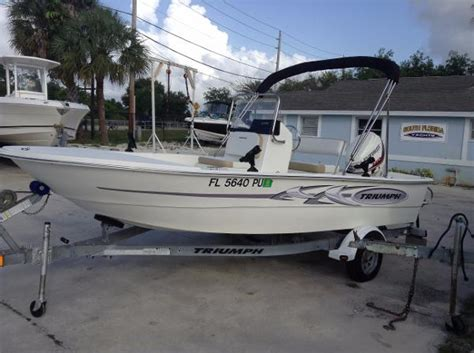 triumph skiff boats for sale triumph 1700 skiff boats for sale