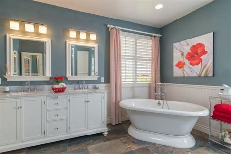 master bathroom color ideas to enhance your space