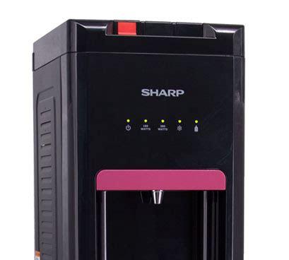 Sharp Dispenser Swd 66ehl Bp by Sharp Dispenser Swd 66ehl Bp Bs Elektronik Murah