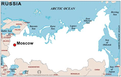 russian capital cities map free russia capital map capital map of russia open