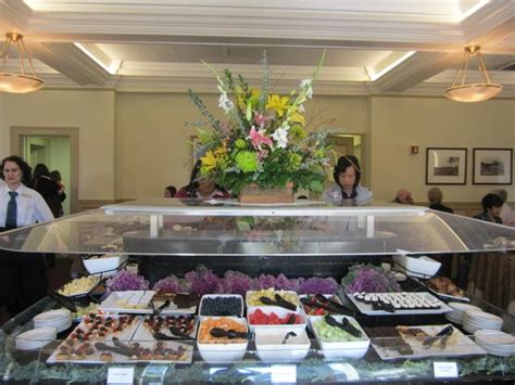 Huntington Tea Room by Bridge Koi Pond In Japanese Garden Picture Of The