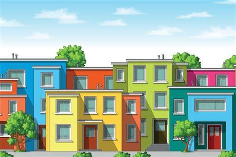 Coloriage Maison Sur Hugolescargot Com Coloriages De Maisons A Imprimer Maison Dessin L