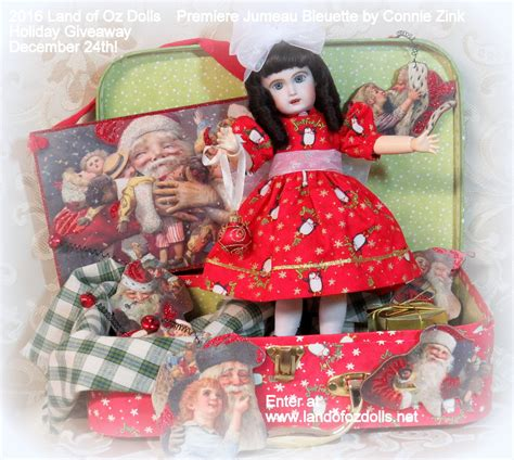 Holiday Giveaways 2016 - enter to win our 2016 holiday giveaway doll land of oz dolls