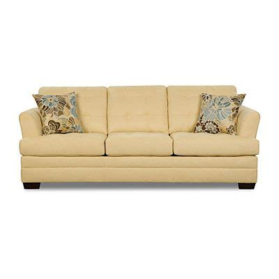 simmons velocity sectional simmons velocity maize sofa for the home pinterest