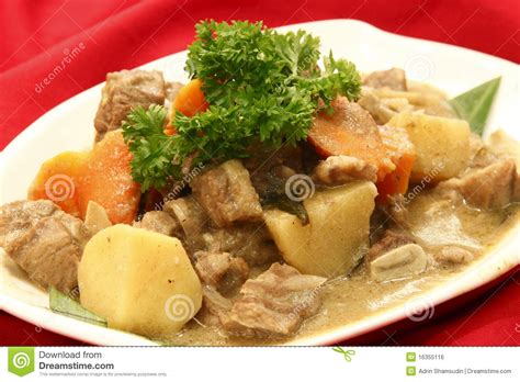 curry payment plan curry chicken royalty free stock image image 16355116