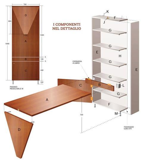 scrivania a muro scrivania da parete costruire una scrivania scrivania da