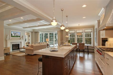 houzz homes floor plans great neighborhood homes transitional kitchen