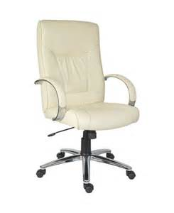 white leather desk chairs white leather chair