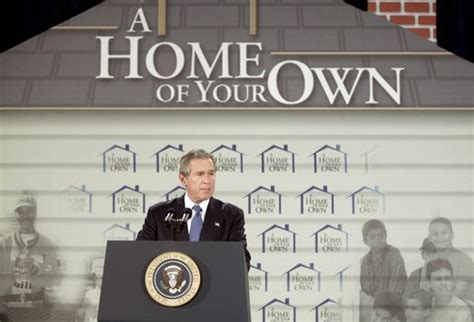 american dream down payment assistance president bush signs american dream downpayment act of 2003