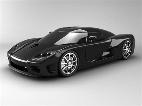 koenigsegg newest model koenigsegg ccx 3d model max cgtrader com