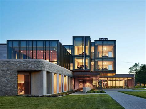 Ivey Business School Western Mba by Education Facility Design Award Winners The Aia Committee