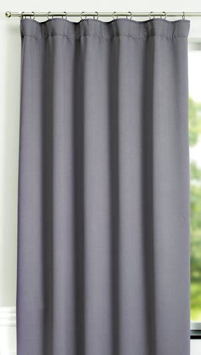 curtains jysk blackout curtain amungen 1x140x175 grey jysk