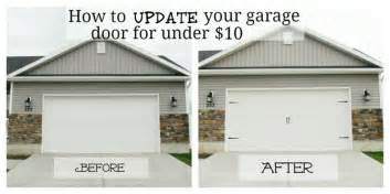 garage door decorative hardware home depot garage makeover projects decorating your small space