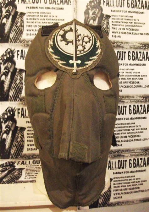 best 25 fallout brotherhood of steel ideas on pinterest fallout brotherhood of steel scout mask by fallout6bazaar