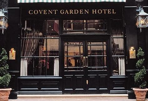 Covent Garden Hotels by Covent Garden Hotel Style