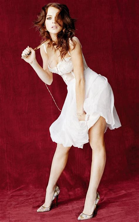 Lindsay Lohan Re Creates Marilyn Monroes Last Sitting For New York Magazine by Lindsay Lohan Marilyn Pics Wresting