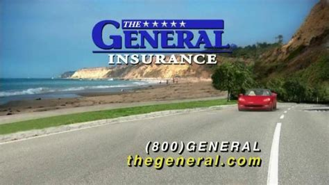 Insurance Company: The General Auto Insurance Commercial