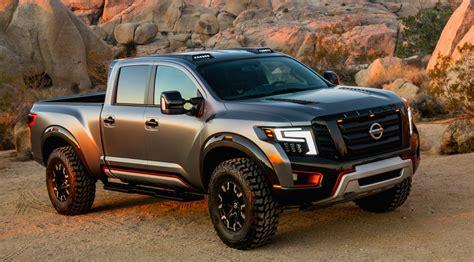Nissan Titan Warrior Concept Derestricted