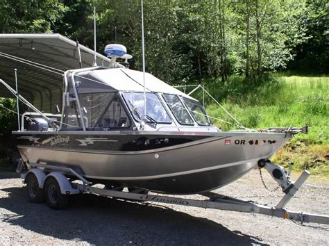 aluminium vissersboot 2012 used weldcraft 202 rebel aluminum fishing boat for